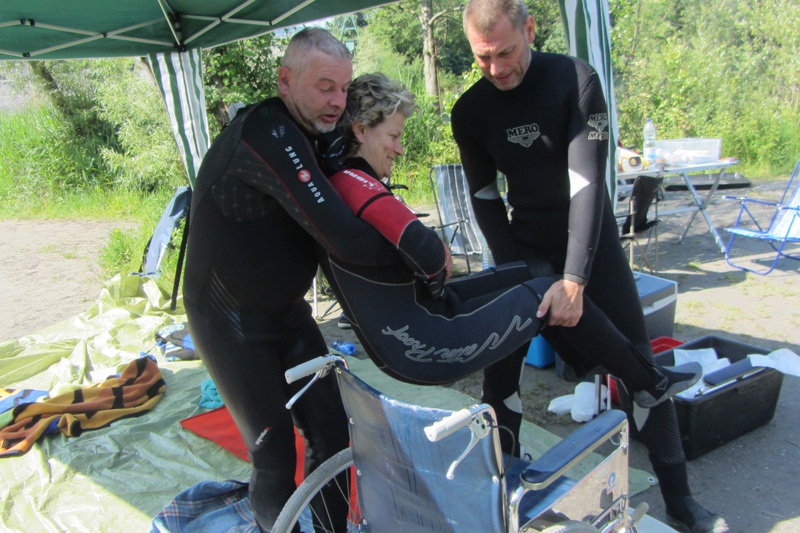 Dive-Buddy Kurs 2013