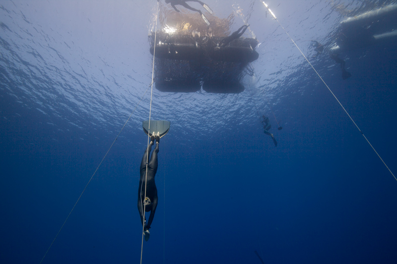 Freediving WM 2013